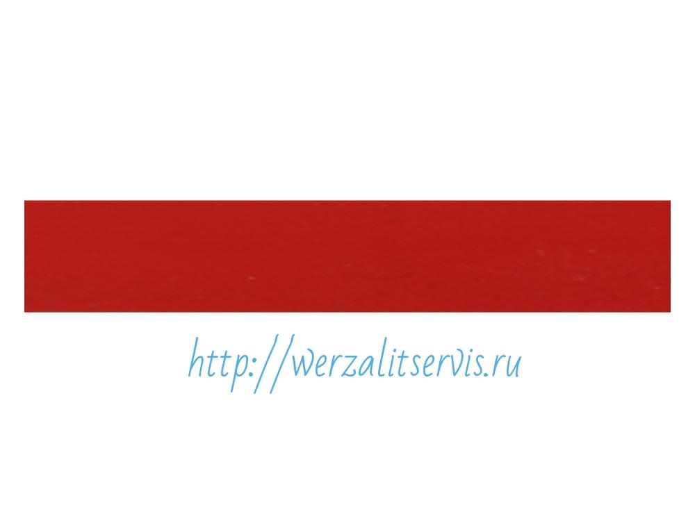 АБС кант красный