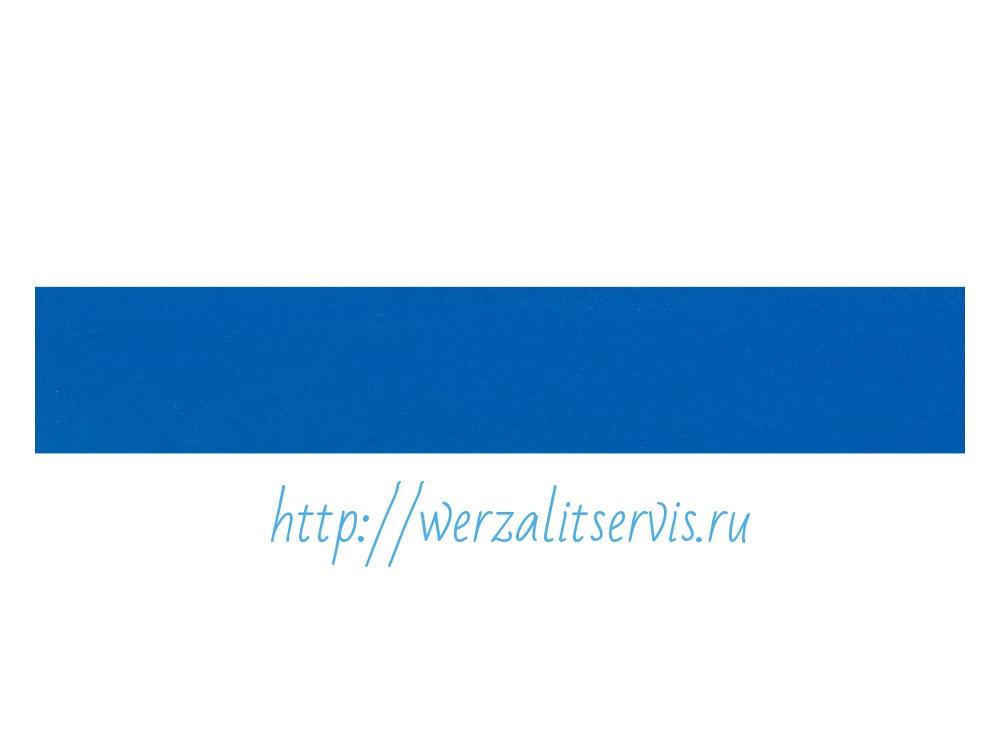 АБС кант синий