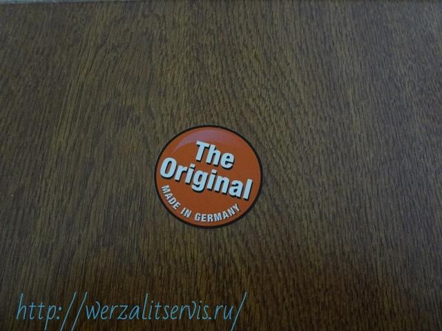 подоконники Werzalit из Германии
