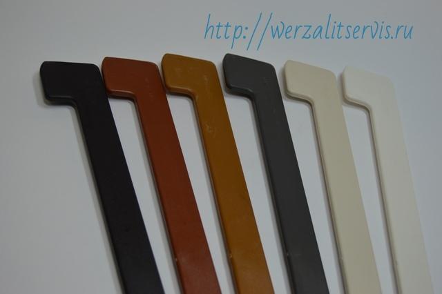 Пластиковые торцевые заглушки по подоконники Верзалит