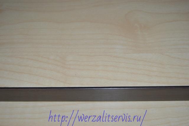 подоконник цвет клен, капинос венге - коричневый