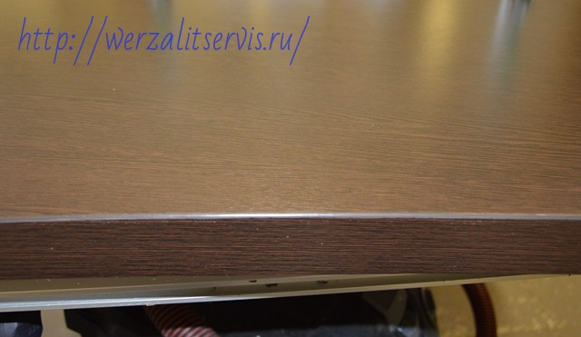 Подоконник Werzalit цвет венге